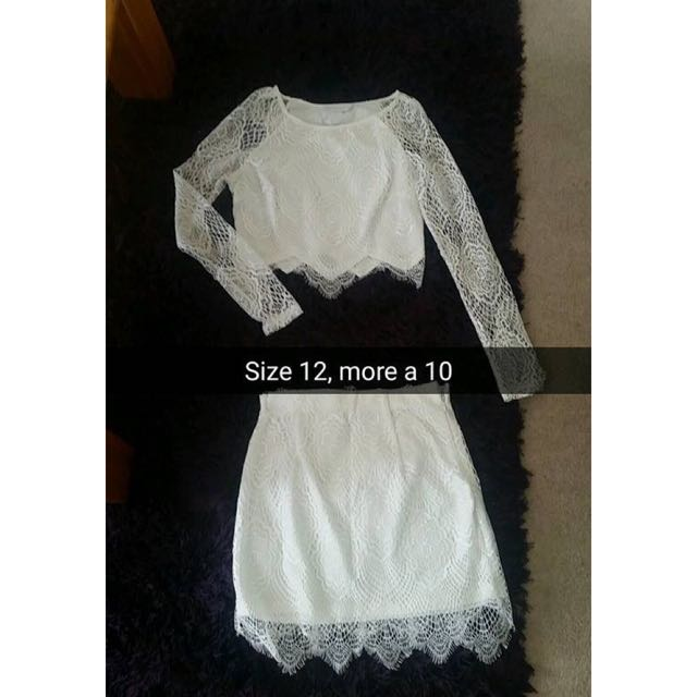Co Ord Set Size 12 (more A 10)