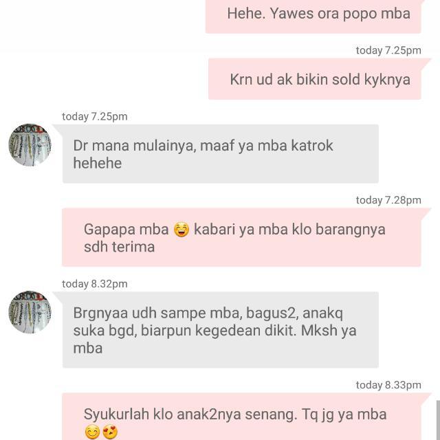 Customer Testimony. Thanks Mba Evi 😍