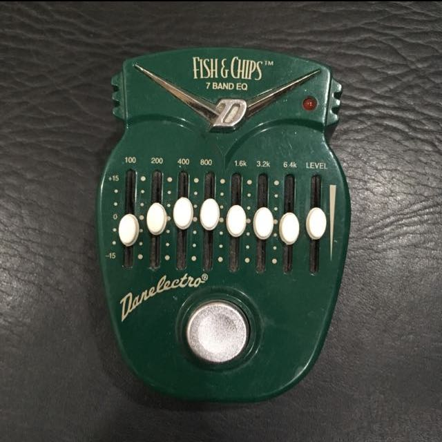 Danelectro Fish N Chips EQ
