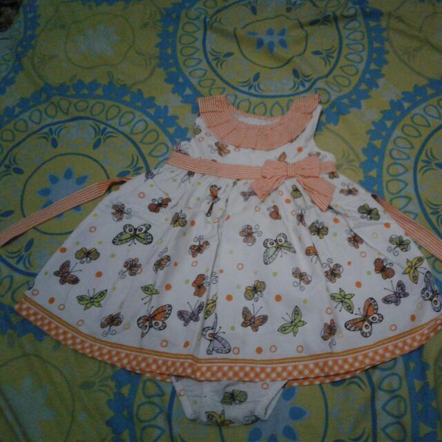 Dress Birds N Bees 9m