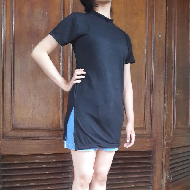 DRESS GRETA BLACK