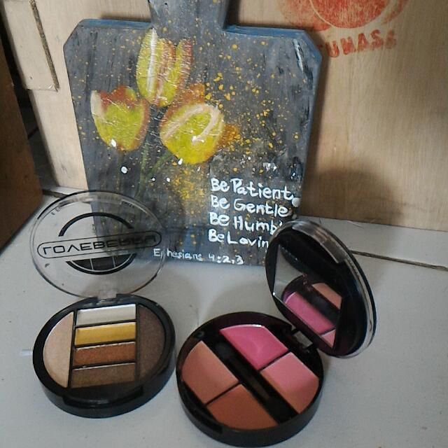 Eyeshadow And Blush On In 1 Loveberry