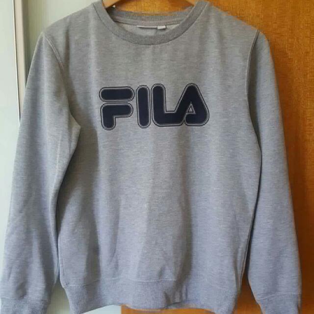 Fila Grey Jumper