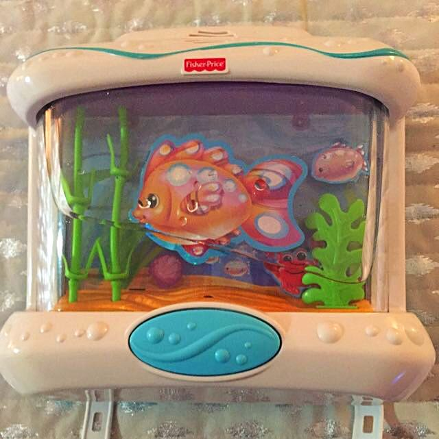 Fisher Price Ocean Wonders Aquarium