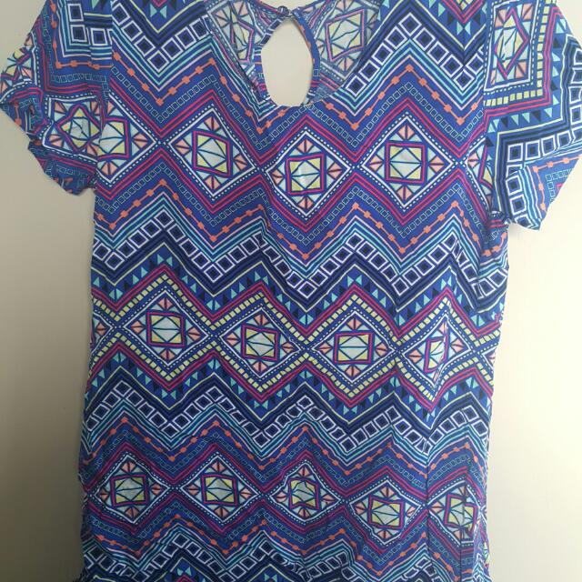 Funky Dress Size 12