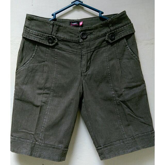 Green Army Pants