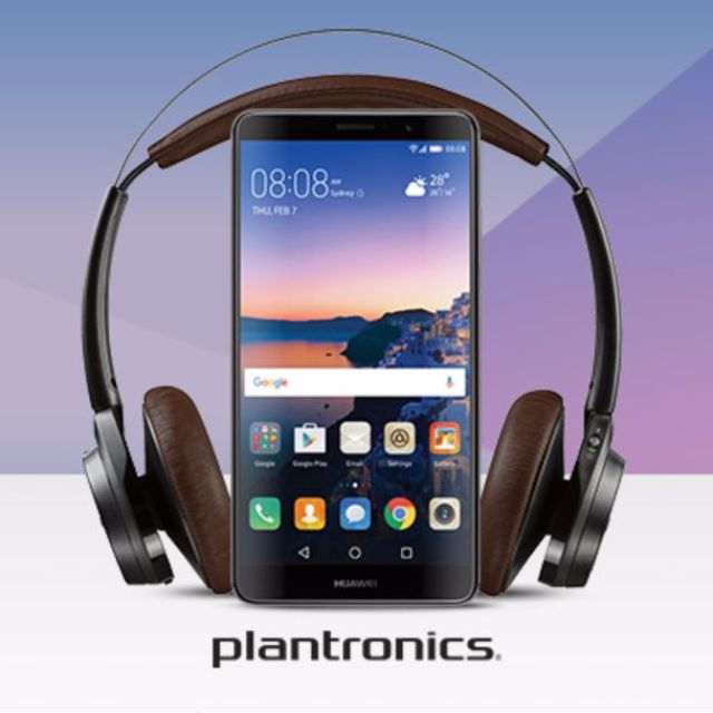 Huawei Mate 9 - Pre-order - Vodafone - Plus Plantronics Headset