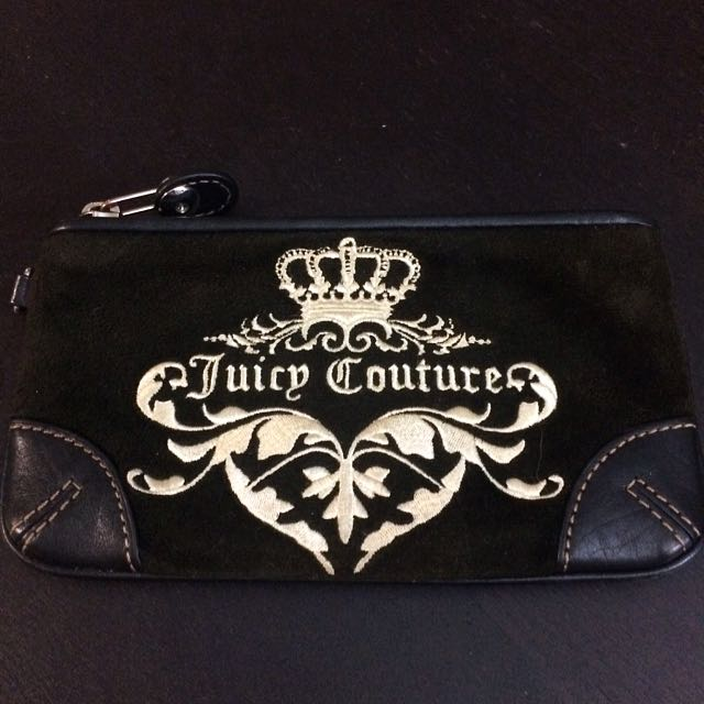 Juicy Couture Medium Zip