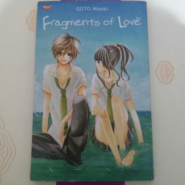 Komik Fragments Of Love