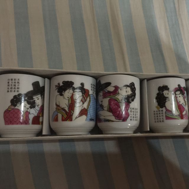 Korean Shot Glasses