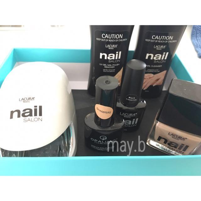 Lacura Nail Salon Starter Kit