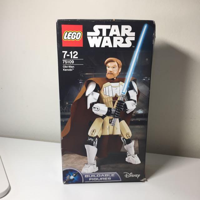 LEGO Baukästen & Sets LEGO StarWars Obi-Wan Kenobi 75109