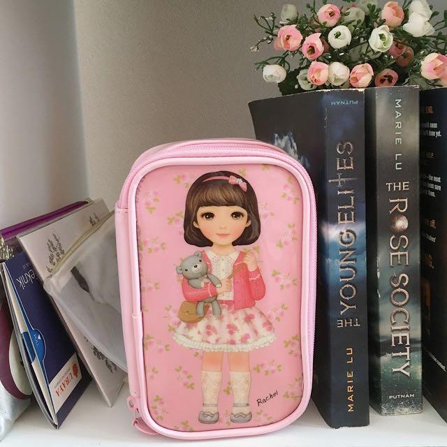 Little Lady Makeup Bag (rachel)