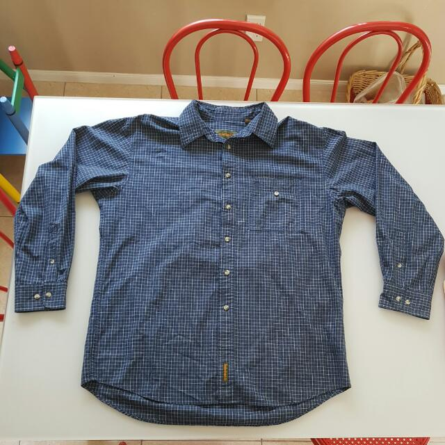 Men's Timberland Dress Shirt