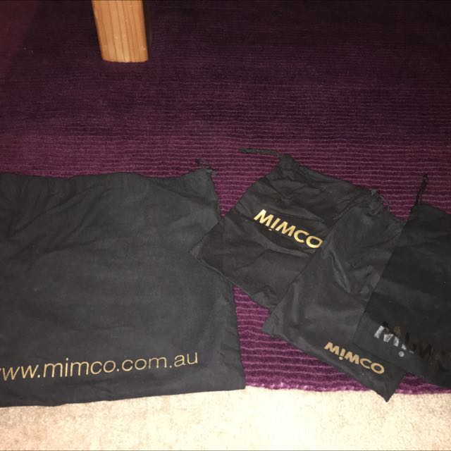 Mimco Dust Bags