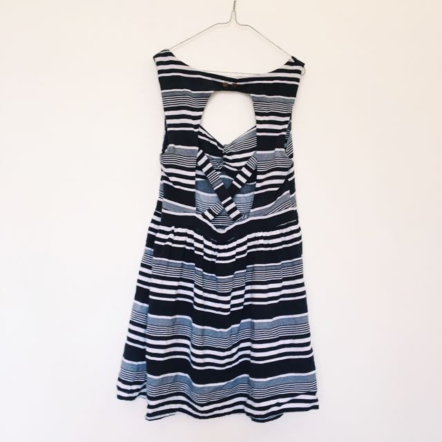Miss Shop - Short Stripy Dress