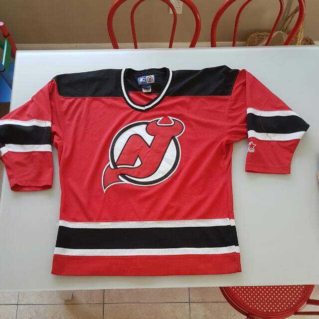 New Jersey Devils Starter Hockey Jersey