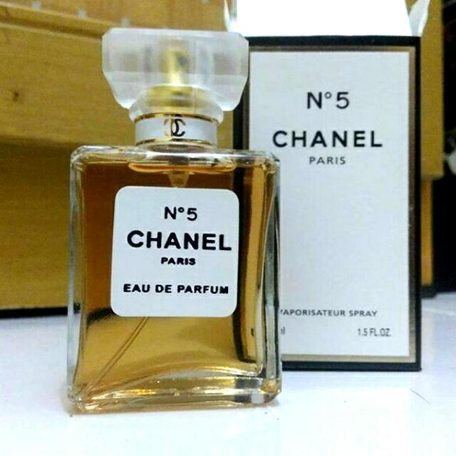 Parfum Channel No5 Health Beauty Perfumes Nail Care Others