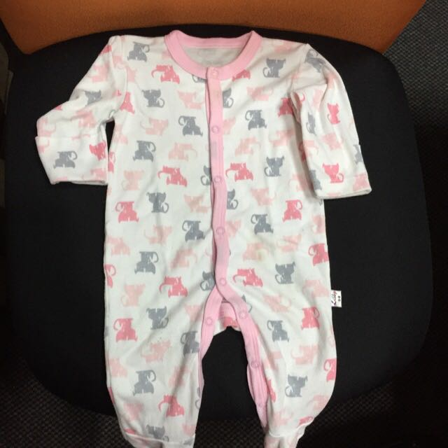 Preloved Libby Sleepsuit 3-6