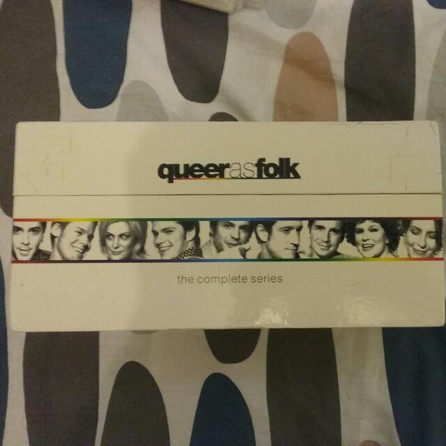 Queer As Folk The Complete Series DVDs