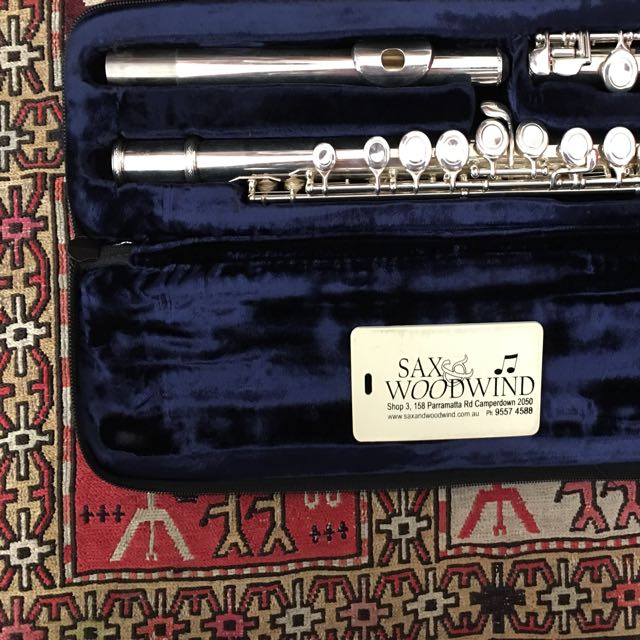 Sax And Woodwind Flute