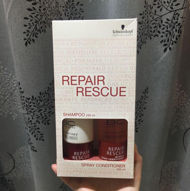 Schwarzkopf Gift Set (Shampoo & Conditioner)