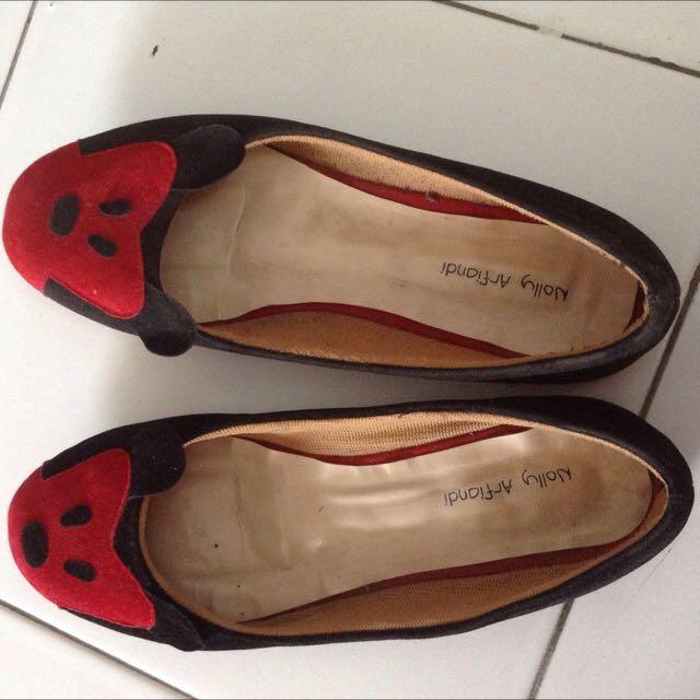 Sepatu Minnie Mouse