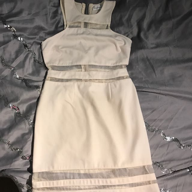 Shakuhachi Size 8 Dress