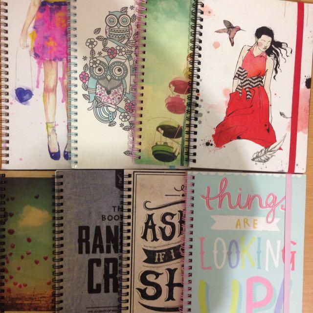 Small Note Books