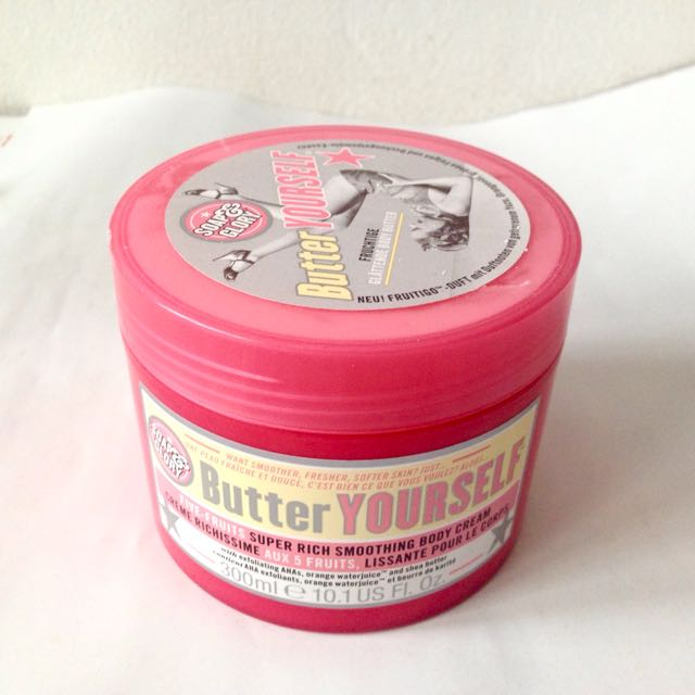 Soap & Glory Butter Yourself Body Butter