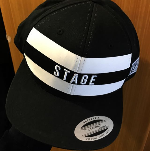 STAGE帽子