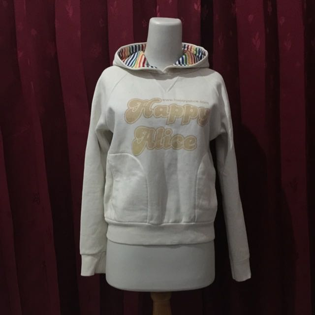 sweater broken white