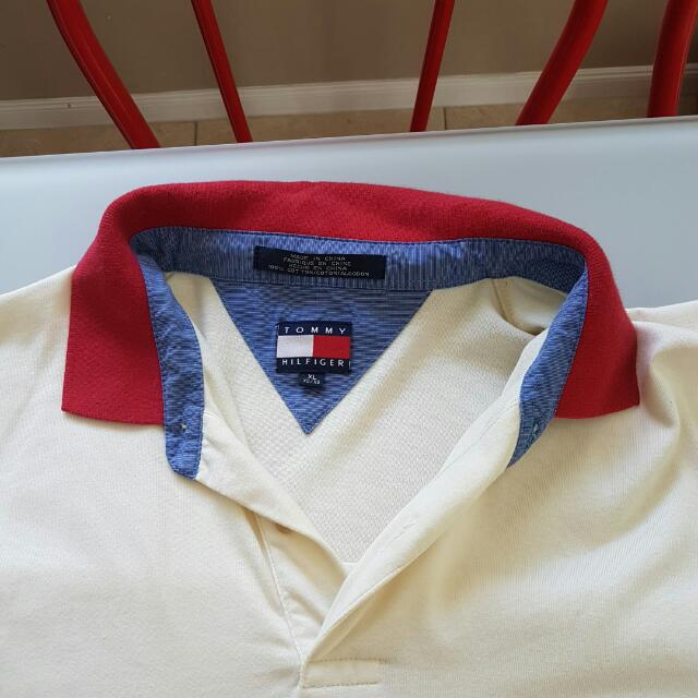 Tommy Hilfiger Vintage Polo