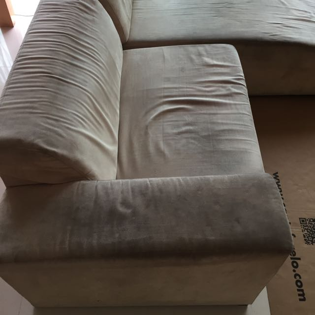 Two Piece Sofa
