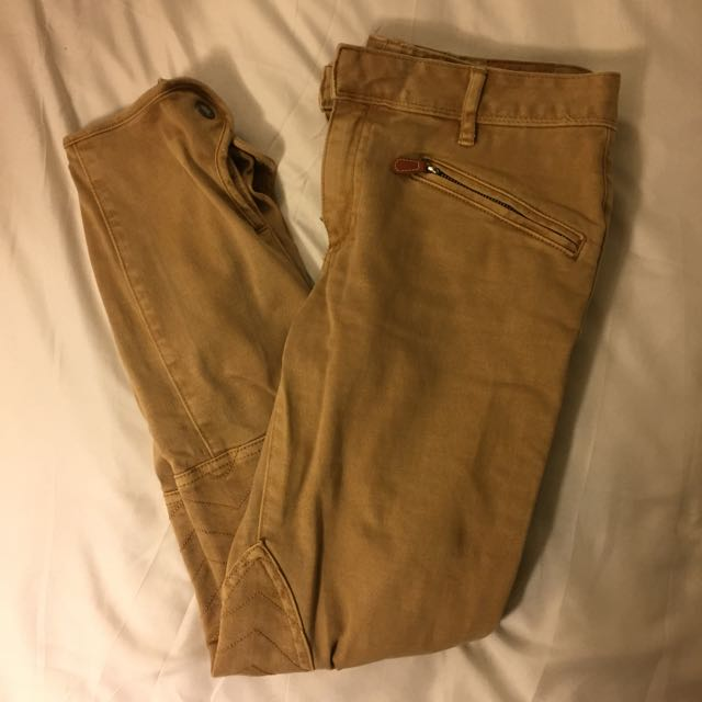 VINTAGE RALPH LAUREN RIDDING PANTS