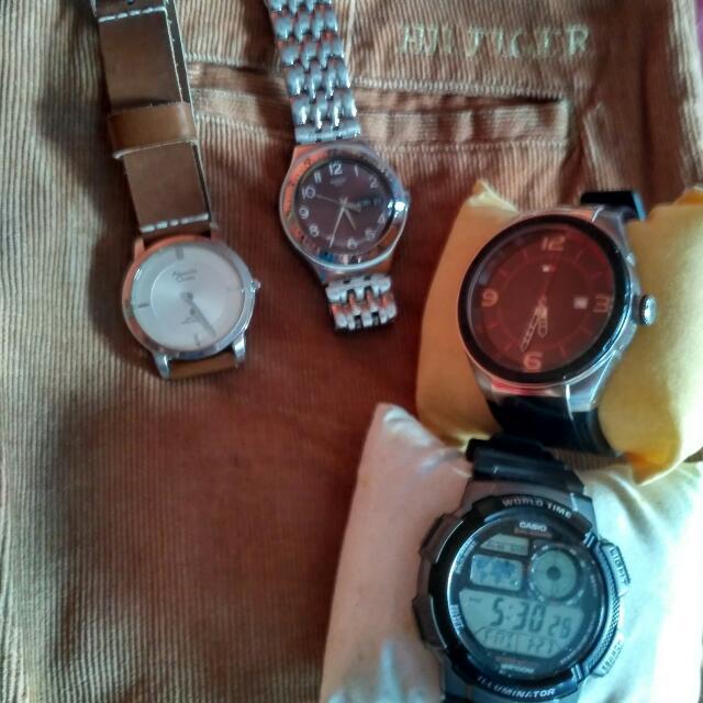 Watch Jam Tangan