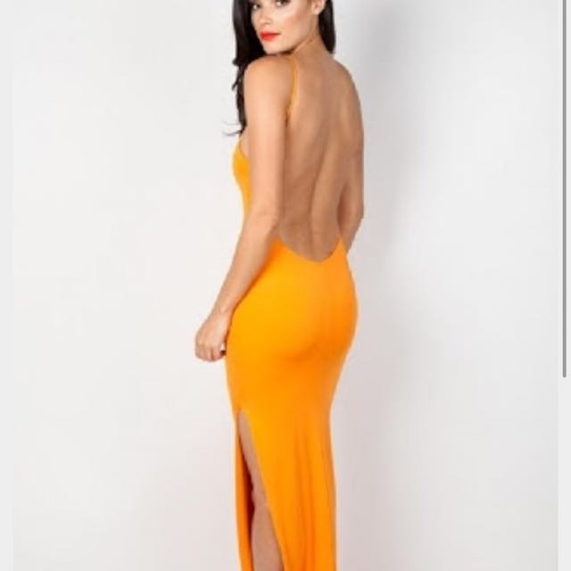 Zachary The Label Avery Gown Xs