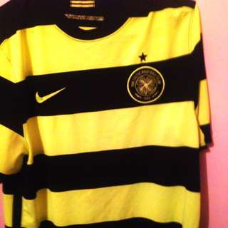 Nike Celtic soccer guernsey mint condition Medium