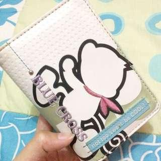 Blue Cross Wallet