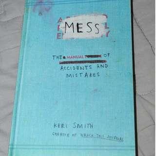 Buku MESS by Keri Smith