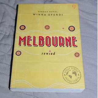 Buku MELBOURNE by Winna Efendi