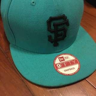 SnapBack 棒球帽 後扣正品