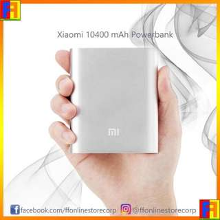 Xiaomi MI 10,400 mAh Power Bank