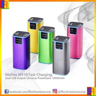 MoYou MY10 10000 mAh Power Bank