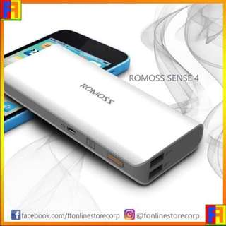 ROMOSS Sense 4 (10400 mAh) Power Bank
