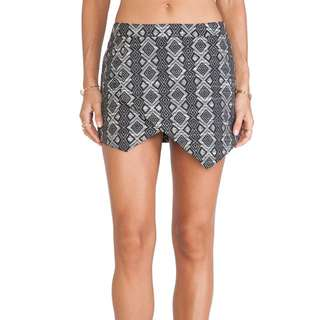 The Fifth 'In The Night' mini skirt