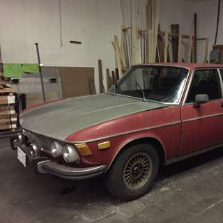 1972 BMW Bavaria 3.0 Sedan For Sale
