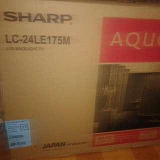 Led Tv 24 Inch Sharp Tv