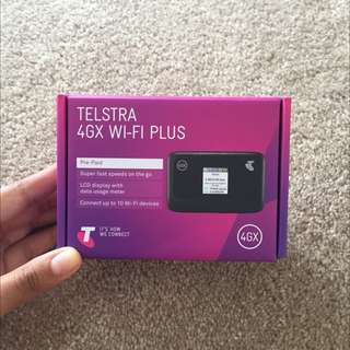 Telstra Wifi Plus
