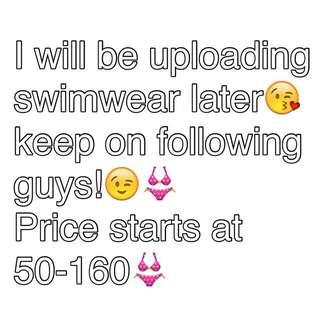 I WILL BE UPLOADING SWIMWEAR LATER😘